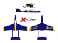 JSM Xcalibur (Blue Angels) - A-JSM001/B
