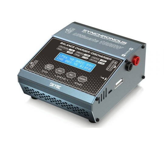 Chargeur SkyRC Synchronous Ultimat DC Charger (1000W) - SKY100069