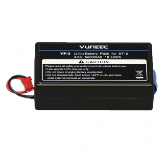 Yuneec Q500 - Batterie 5200mAh 1-Cell / 1S 3.6V LiIon Battery: ST10 - YUNST10100