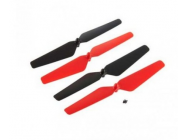 Dromida Set Helices Rouge - Noir DIDE1111 - DIDE1111