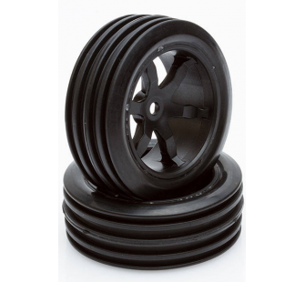 IMPAKT - Front Tyres and Wheels (12B) - HELION - HLNA0486