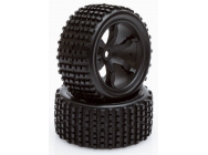 IMPAKT - Rear Tyres and Wheels (12B) - HELION - HLNA0487