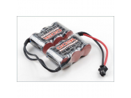 NIMH 7.2V 1600mAh Supercharge - Team Orion