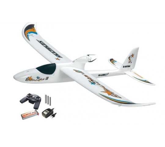 Planeur de debut Multiplex Easy Star II RTF mode 2 et 4 - 13261-TBC