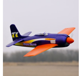 Eflite Racer Rare Bear AS3X BNF - EFL1250-COPY-1