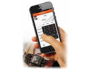 Spektrum Carte de programmation AS3X pour smartphone - SPM3080