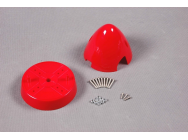 FMS cone rouge pour P51 - FMS-SU116RT