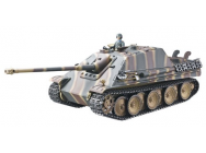 CHAR RC2.4GHZ 1/16 JAGDPANTHER COMPLET METAL + (BRUIT/FUMEE) - TG3869-B