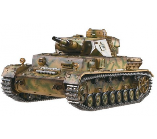 CHAR RC2.4GHZ 1/16 PANTHER IV AUSF.F1 METAL + (BRUIT/FUMEE) - TG3858-B