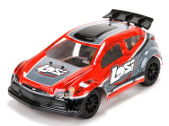1/24 Micro Rally X 4WDRTR Red INT - LOS00002ICT1
