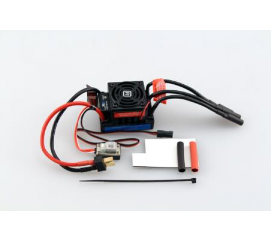 Radient Reaktor Brushless 50A ESC (WP-P) - RDNA0048
