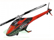 GOBLIN 380 RED/BLACK - SAB HELICOPTERS