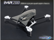 MR200 Micro Quad Copter Chassis Kit (kit conversion 200QX) - Blade 200QX - MR200KIT-TW - MR200KIT-TW