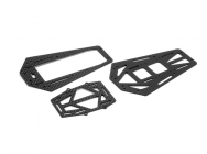 MR200 Spare Carbon Panels - Blade 200QX - MR200P02 - MR200P02