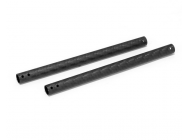MR200 Spare Carbon Rod (Long) - 2 pcs - Blade 200QX - MR200P03 - MR200P03