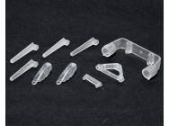 MR200 Spare Transparent Plastic Parts set - Blade 200QX - MR200P05 - MR200P05