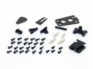 Spare Plastic Parts for Carbon Frame - Align Trex 150 - AT15012P3 - AT15012P3