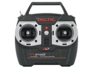 Radio Tactic - TTX410 4 voies 2.4GHz SLT Tx/Rx Mode 2 - TACJ2410