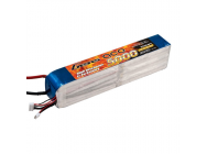 Gens Ace 5000mAh 60/120C 44.4V 12S1P Lipo Battery pack - B-60/120C-5000-12S1P