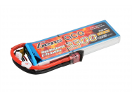 Gens Ace 3300mAh 7.4V 25C 2S1P Lipo Battery Pack - B-25C-3300-2S1P