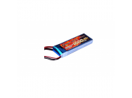 Gens Ace 1600mAh 7.4V 40C 2S1P Lipo Battery Pack - B-40C-1600-2S1P