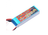 Gens Ace 1800mAh 7.4V 40C 2S1P Lipo Battery Pack - B-40C-1800-2S1P