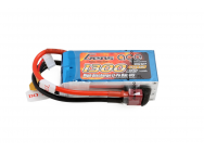 Gens Ace 1300mAh 11.1V 25C 3S1P Lipo Battery Pack - B-25C-1300-3S1P