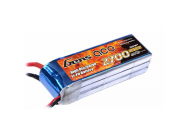 Gens Ace 2700mAh 11.1V 25C 3S1P Lipo Battery Pack with XT60 Plug for DJI Phantom - B-25C-2700-3S1P