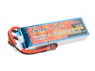 Gens Ace 4000mAh 11.1V 25C 3S1P Lipo Battery Pack - B-25C-4000-3S1P