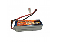 Gens Ace 1600mAh 11.1V 40C 3S1P Lipo Battery Pack - B-40C-1600-3S1P