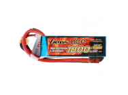 Gens Ace 1800mAh 11.1V 40C 3S1P Lipo Battery Pack - B-40C-1800-3S1P