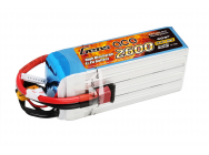 Gens Ace 2600mAh 11.1V 60C 3S1P Lipo Battery Pack - B-60C-2600-3S1P