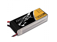 Tattu 10000mAh 14.8V 25/50C 4S1P Lipo Battery Pack - TA-25C-10000-4S1P