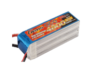 Gens Ace 4800mAh 18.5V 18/36C 5S1P Lipo Battery Pack - B-18/36C-4800-5S1P
