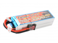 Gens Ace 3300mAh 18.5V 25C 5S1P Lipo Battery Pack - B-25C-3300-5S1P