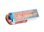 Gens Ace 2700mAh 22.2V 35C 6S1P Lipo Battery Pack - B-35C-2700-6S1P