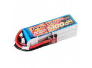 Gens Ace 1400mAh 22.2V 40C 6S1P Lipo Battery Pack - B-40C-1400-6S1P