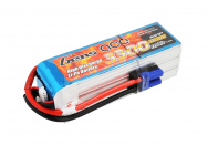 Gens Ace 3300mAh 22.2V 45C 6S1P Lipo Battery Pack - B-45C-3300-6S1P