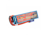 Gens Ace 4000mAh 22.2V 45C 6S1P Lipo Battery Pack - B-45C-4000-6S1P
