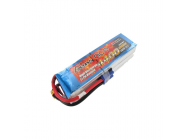 Gens Ace 4400mAh 22.2V 45C 6S1P Lipo Battery Pack for Goblin 500 - B-45C-4400-6S1P