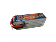 Gens Ace 4000mAh 22.2V 60C 6S1P Lipo Battery Pack - B-60C-4000-6S1P