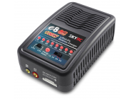 SkyRC e8 AC Charger (LiPo & LiFe 2-8S up to 6A - 100w) 	SkyRC e8 AC Charger (LiPo & LiFe 2-8S up to 6A - 100w) - SKY100096
