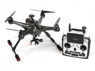 SCOUT X4 RFG GoPro Edition avec radio DEVO F12E mode2 + gimbal + G. Station - WALSCOUTX4-RFGX2