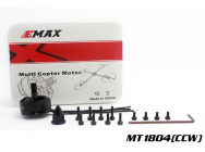 MOTEUR BRUSHLESS MT1804 2480KV CCW - EMAX