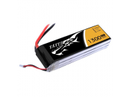 TATTU 1300mAh 11.1V 45C 3S1P Lipo Battery Pack - TA-45C-1300-3S1P
