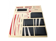 Glasair S - Planche de decoration - Hobbyzone - HBZ8402