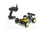 Team Losi Mini 1/14 8ight RTR AVC Noir et Jaune - LOS01004iT2