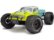 Ruckus 1:10 4wd monster Truck Brushed RTR - ECX03062I