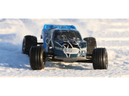 Circuit 1:10 2wd Stadium Truck:Bleu/Argent RTR Int - ECX03050IT1