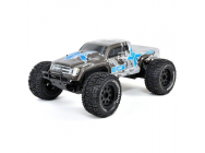 Ruckus 1:10 2wd Monster Truck:Antracite/Argent RTR Int  - ECX03051IT1